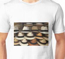 Hats at the Market Unisex T-Shirt