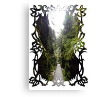 Through the Looking-Glass Canvas Print