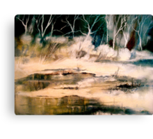 That Winter... Canvas Print