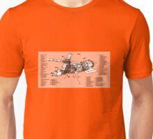 'Skylab' T-shirt etc... Unisex T-Shirt
