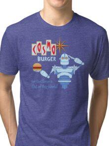 COSMO BURGER! Tri-blend T-Shirt