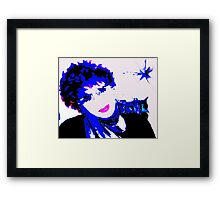 I CAN NOT BREATHE WITHOUT YOU... Framed Print