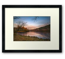 Chon Dawn Framed Print