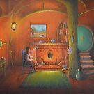 A Comfortable Hole! by Joe Gilronan