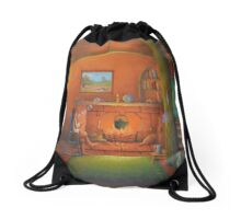 Bag End In a hole in the ground Drawstring Bag
