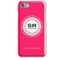 Sushiraw 2012 Red iphone case iPhone Case/Skin