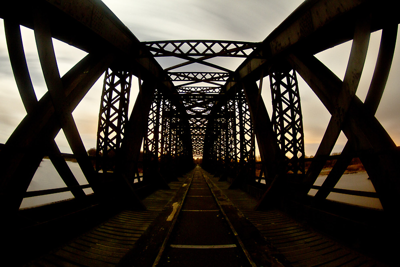 Viaduct by Nathan Mansfield