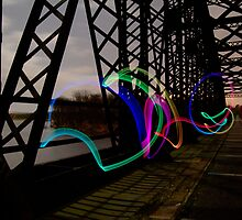 Bridge Amusement by Nathan Mansfield