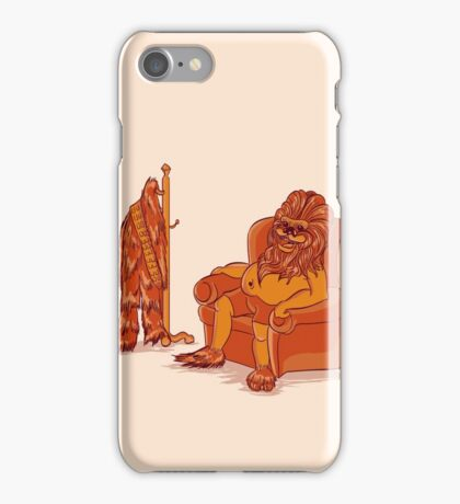 Chewy's Day Off iPhone Case/Skin