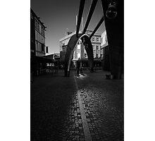 Angle of Reflection - Blackpool, Fylde, Lancs, UK Photographic Print