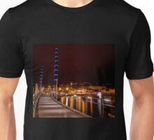 Torquay Harbour Lights Unisex T-Shirt
