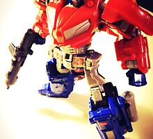 Transformers Generation Optimus Prime by kchm76