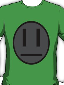 Invader Zim Dib emoticon shirt T-Shirt