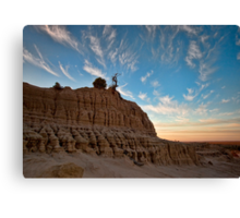 King of the Mungo - Mungo NP, NSW Canvas Print