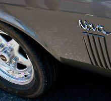 Nova named Nancy by Lorin Richter