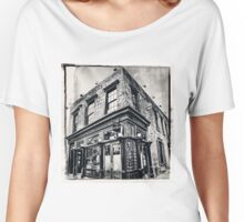 NYC Landmarks Women's Relaxed Fit T-Shirt