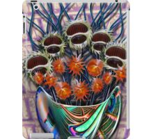 Reflector Flowers in the Wall Vase iPad Case/Skin