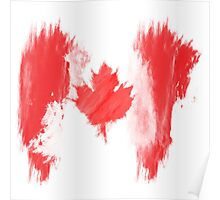 Canada Flag Canadian Poster