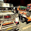 Big Jeepneys by Henny Boogert