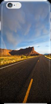 Southeast Utah, Indian Creek Rainbow by Tim McGuire