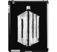 Doctor Who Grunge iPad Case/Skin