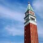 "BELL TOWER OF SAN MARCO - ""EL PARON DE CAXA"" - VENEZIA  - -EUROPA- 3500  AMICI TI HANNO SALUTATO MIKE !!!                                                                                               by Guendalyn"