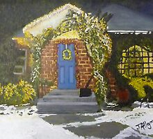 No. 7 of 100 Salt Lake City Porches by Jeanne Allgood