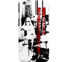 Nurse Atticus Translated in Red iPhone Case/Skin