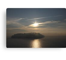 The Islands #2 Canvas Print