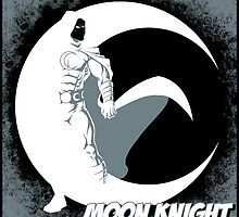 Moon Knight by dlxartist