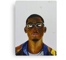 Tinie Tempah Canvas Print