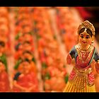 The beautiful dancing doll by Neha Singh