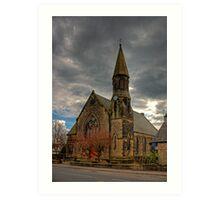 Kirknewton & East Calder Parish Church Art Print