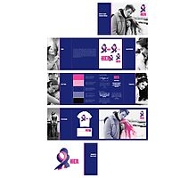 Support HER Identity Graphics Standards Manual Photographic Print