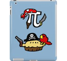 Pie and Pi Pirates iPad Case/Skin