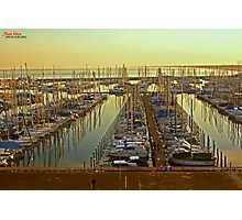 Ravenna Yacht Club Photographic Print