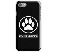 Cash Motto - Grime - Chip iPhone Case/Skin
