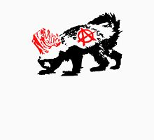 Punk Honey Badger Unisex T-Shirt