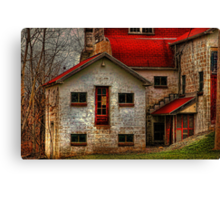 """"""" Countryside """" Canvas Print"""