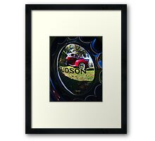 Hudson Reflecttions Framed Print