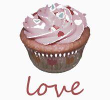 cupcake love - pink Kids Clothes