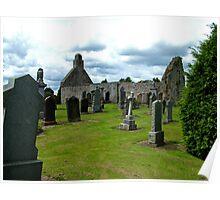 St Cuthbert's Church Poster