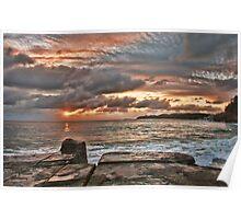 Jenny Dixon - Sunrise Poster