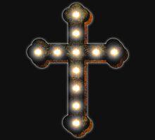 Marquee Crucifix Unisex T-Shirt