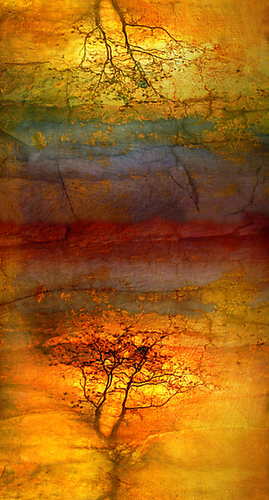 The Soul Dances Like a Tree in the Wind by Tara  Turner