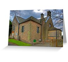 St. Machan Church Greeting Card