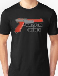 Zapper - Weapon of choice T-Shirt