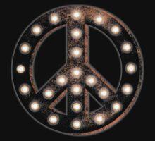 Marquee Peace Kids Tee