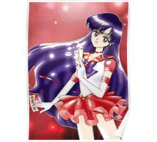 Eternal Sailor Mars Poster