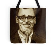 The Smartest Man In the World Tote Bag